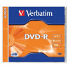 DVD-R Verbatim 4,7 GB, 16x, jewel box