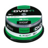 DVD-R Intenso 4,7 GB, 16x, box 25 ks