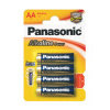 Baterie Panasonic LR6 Alkaline Power 1,5 V, AA, 4 ks